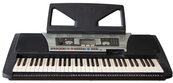 Casio-Piano